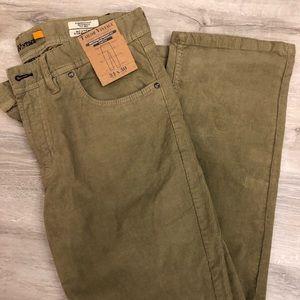 Tailor Vintage men's  corduroy pants